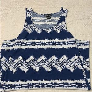 NWOT NAVY BLUE DRESS